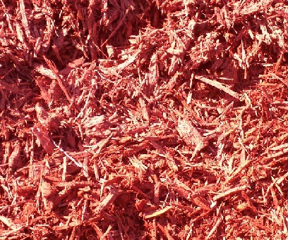 Absolute Red Mulch