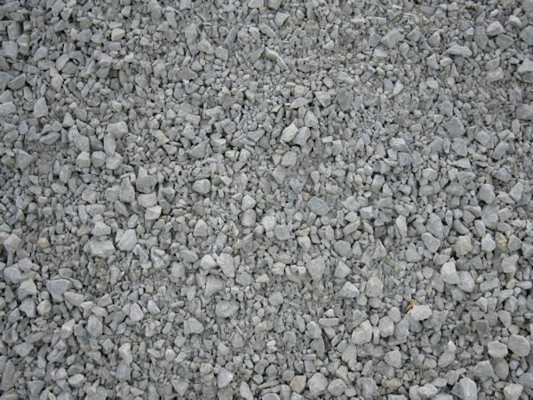 #304 Crushed Limestone